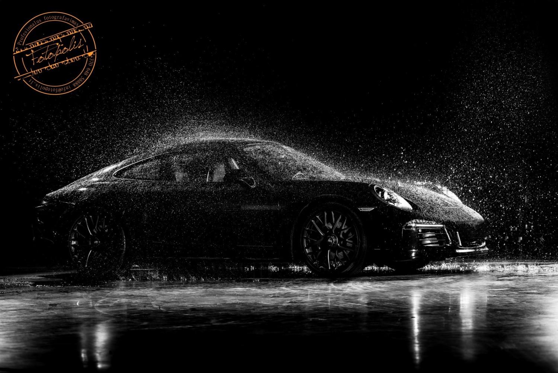 Porshe 911 profesionali fotosesija automobiliu fotografavimas www.fotopolis.lt fotografas Andrius Pelakauskas