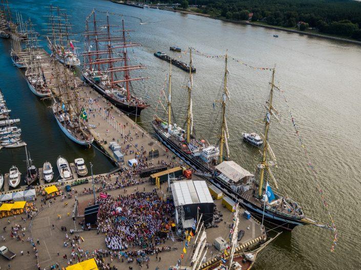 The TallShip Races 2017 by Fotopolis.lt